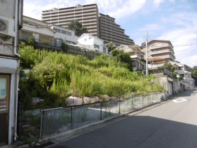 兵庫県神戸市垂水区塩屋町土地